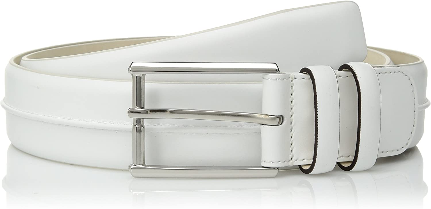 Mezlan Men's Belts Max Special price for a limited time 52% OFF Velez Naxos