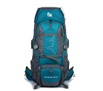 42c909090a 85L Lightweight Hiking Travel Backpack Outdoor Nylon Waterproof Large  Capacity Portable Mountaineering Camping Explore Rucksack Multifunction  Sports Bag ...