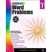 Word Problems, Grade 7 (Spectrum)