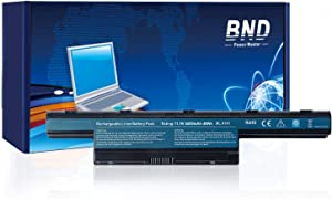 BND AS10D31 AS10D51 Laptop Battery for Acer Aspire 5250 5253 5349 5552 5733 5742 5742Z 5750 5750Z 5755 5755G 7741G 7741Z 7551 7560 TravelMate 5740 5740G 5744 5735 5735Z-[4400mAh/49Wh]