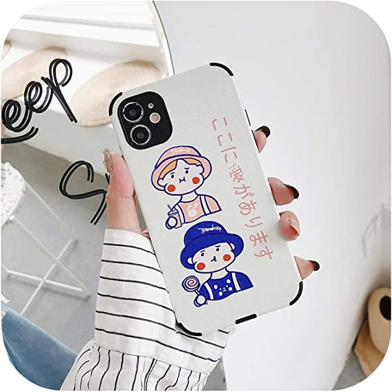 Amazon Com Sexy Drunk Second Generation For Iphone Se 2 2020 Cute Style Emboss Cover Coque For Iphone 11 Pro Max X 8 7 Plus 6s Couples Case 10 For Iphone Xs