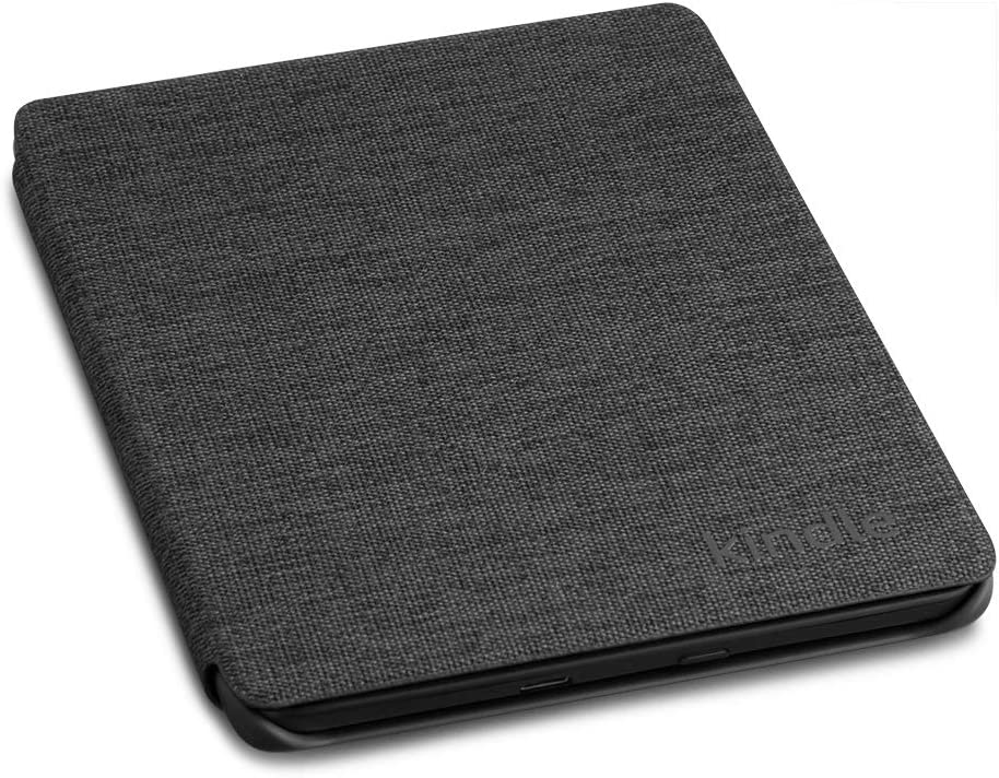 Kindle Fabric Cover for 10th Generation - 2019 Charcoal Black
