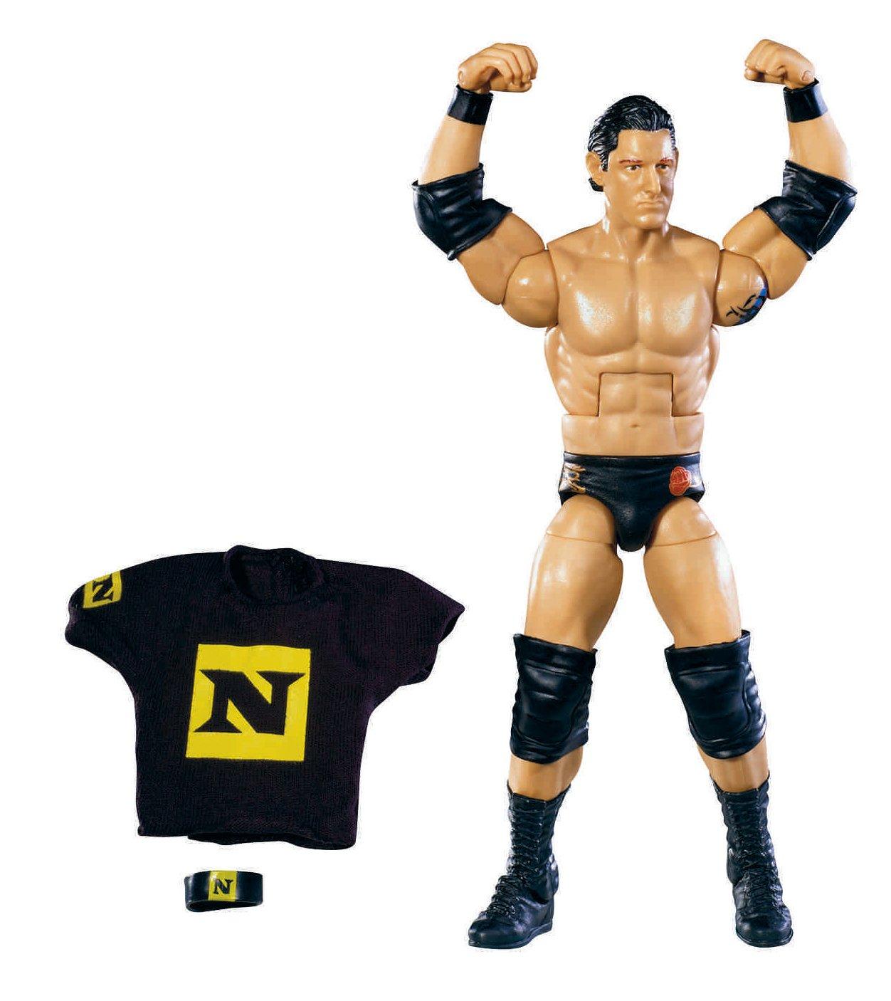 WWE Collector Elite Wade Barret Figur – Serie 11