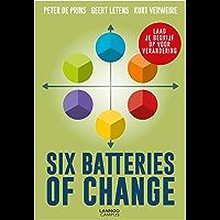 Six Batteries of Change: Laad je bedrijf op voor verandering
