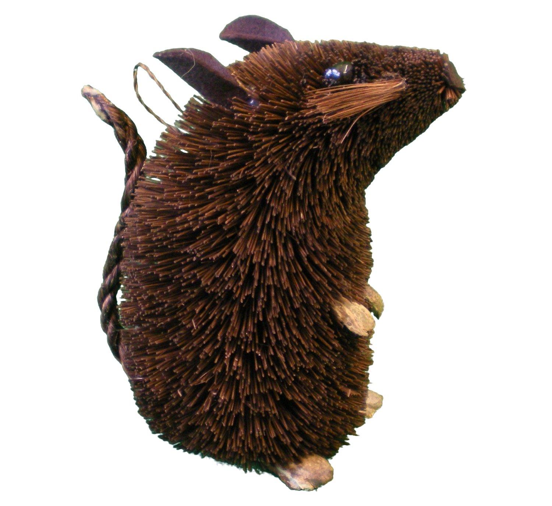 'Brush Art' Sustainable Model Animal - Brown Rat Somerset Levels