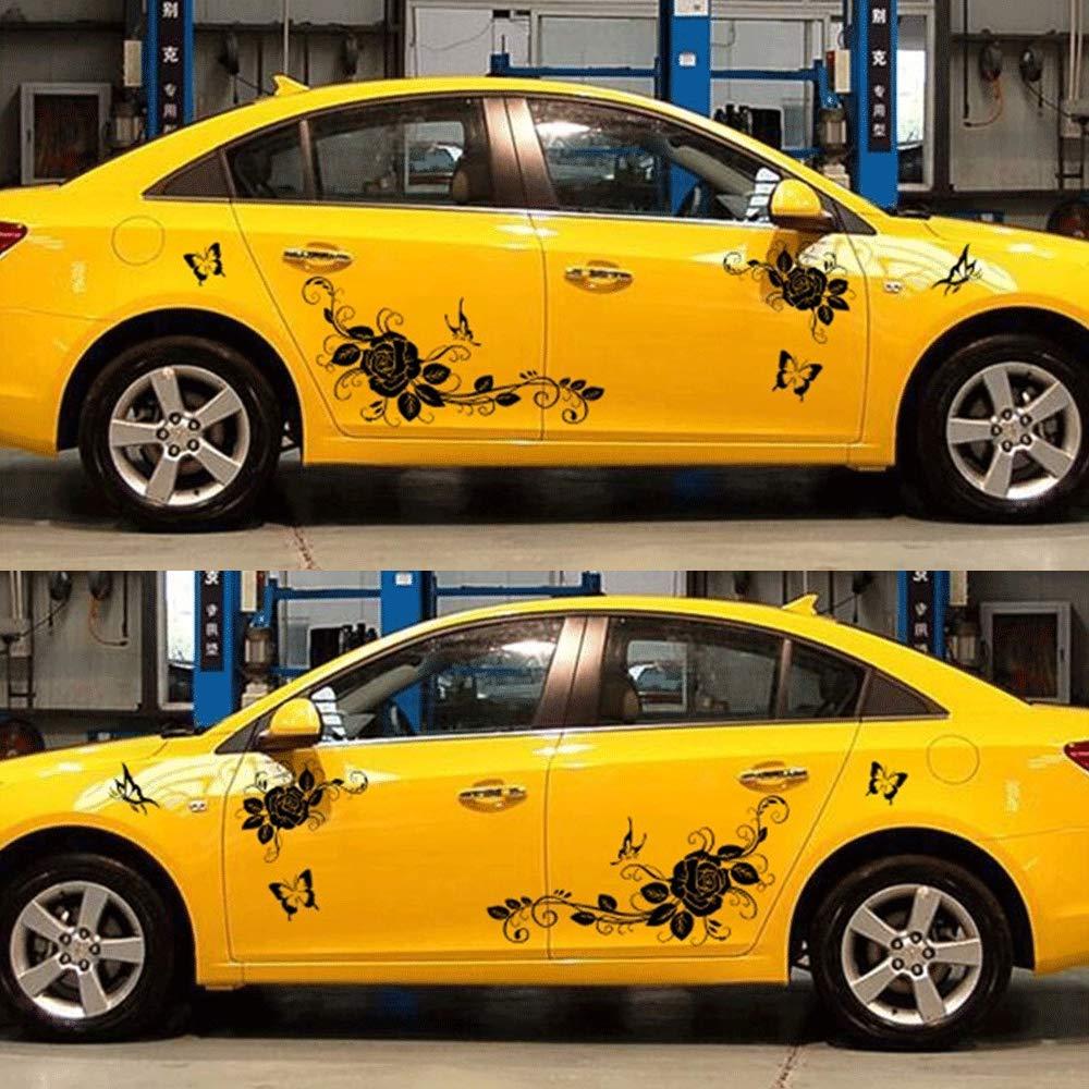 Amazon.com: giftcity - Pegatinas para coche, diseño de ...
