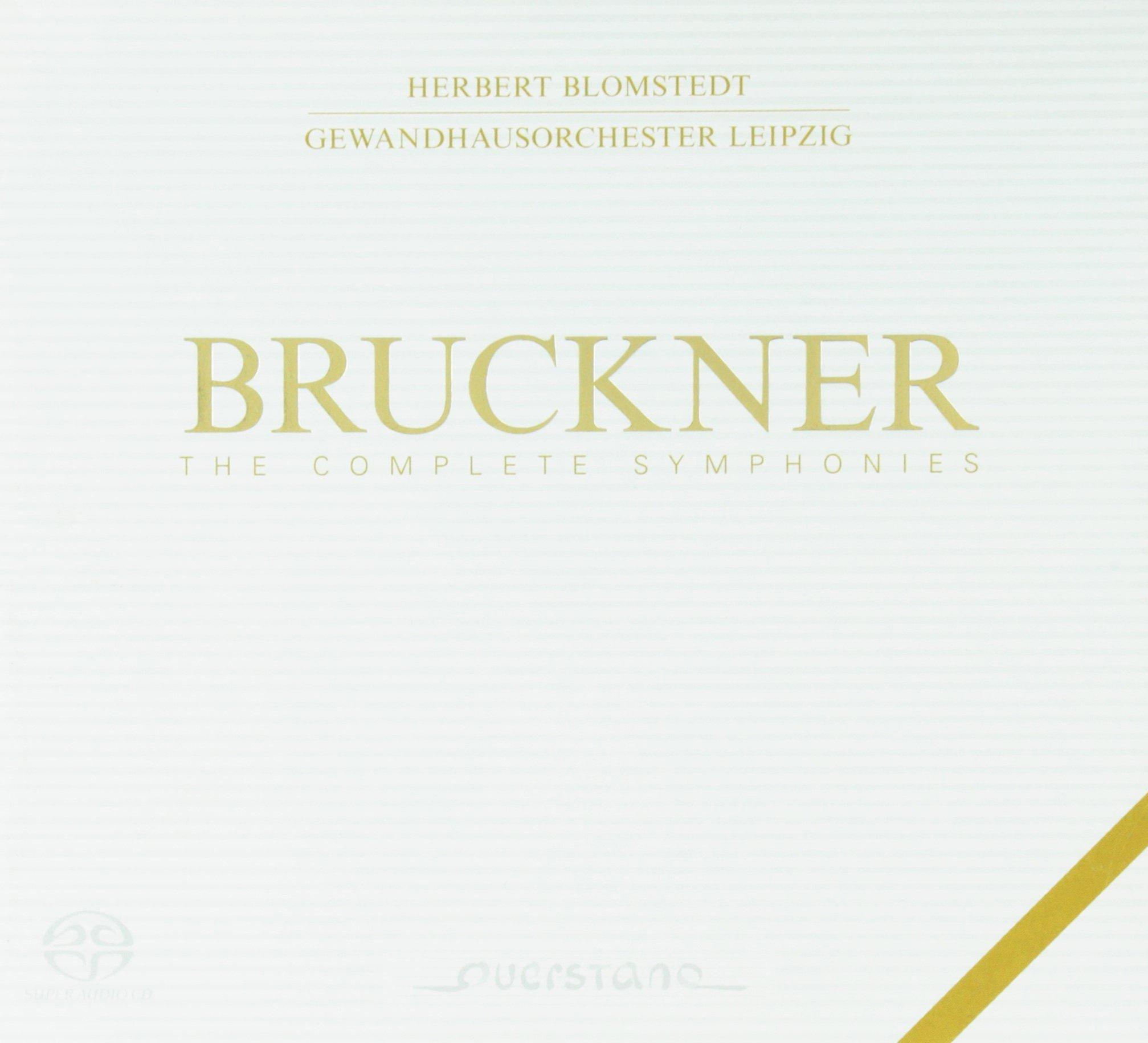 Bruckner: The Complete Symphonies by Allegro