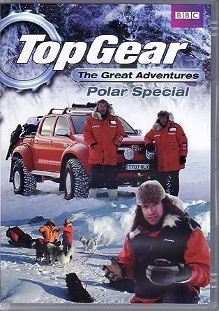 Top Gear The Great Adventures Polar Special DVD: Amazon co