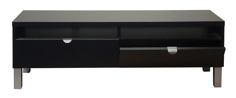 118 x 34 x 39 cm Berlioz Creations Samy Noir Panneaux de Particules de Type Agglo EP.16mm