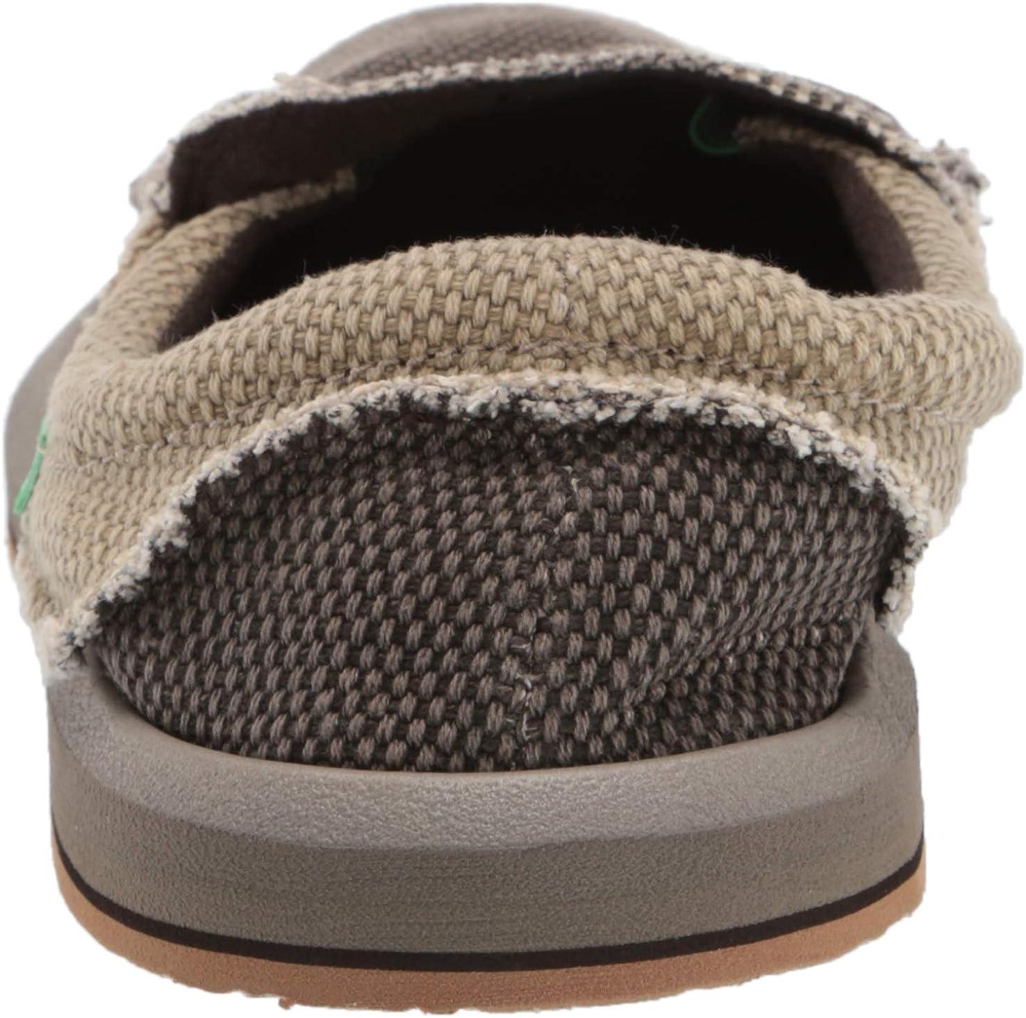 Sanuk Mens Chiba Slip-On Loafer