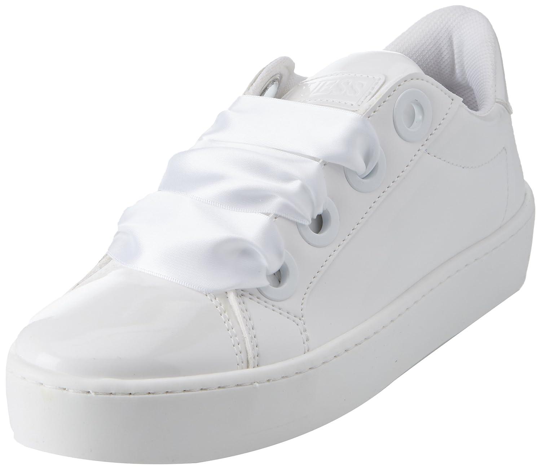 Guess Footwear Active Lady, Zapatillas para Mujer 41 EU|Blanco (White White)