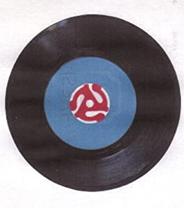 Robert White and Candy Mountain Boys 45 RPM Record, Picture In The Wallet, It's A Hillbilly Christmas