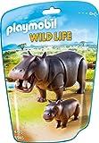 Playmobil 6945 Hippopotame et son petit