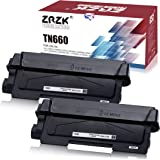 ZRZK Compatible Toner Cartridge Replacement for Brother TN660 TN630 High Yield to Use with Brother HL-L2360D/L2305W/L2320D/L2
