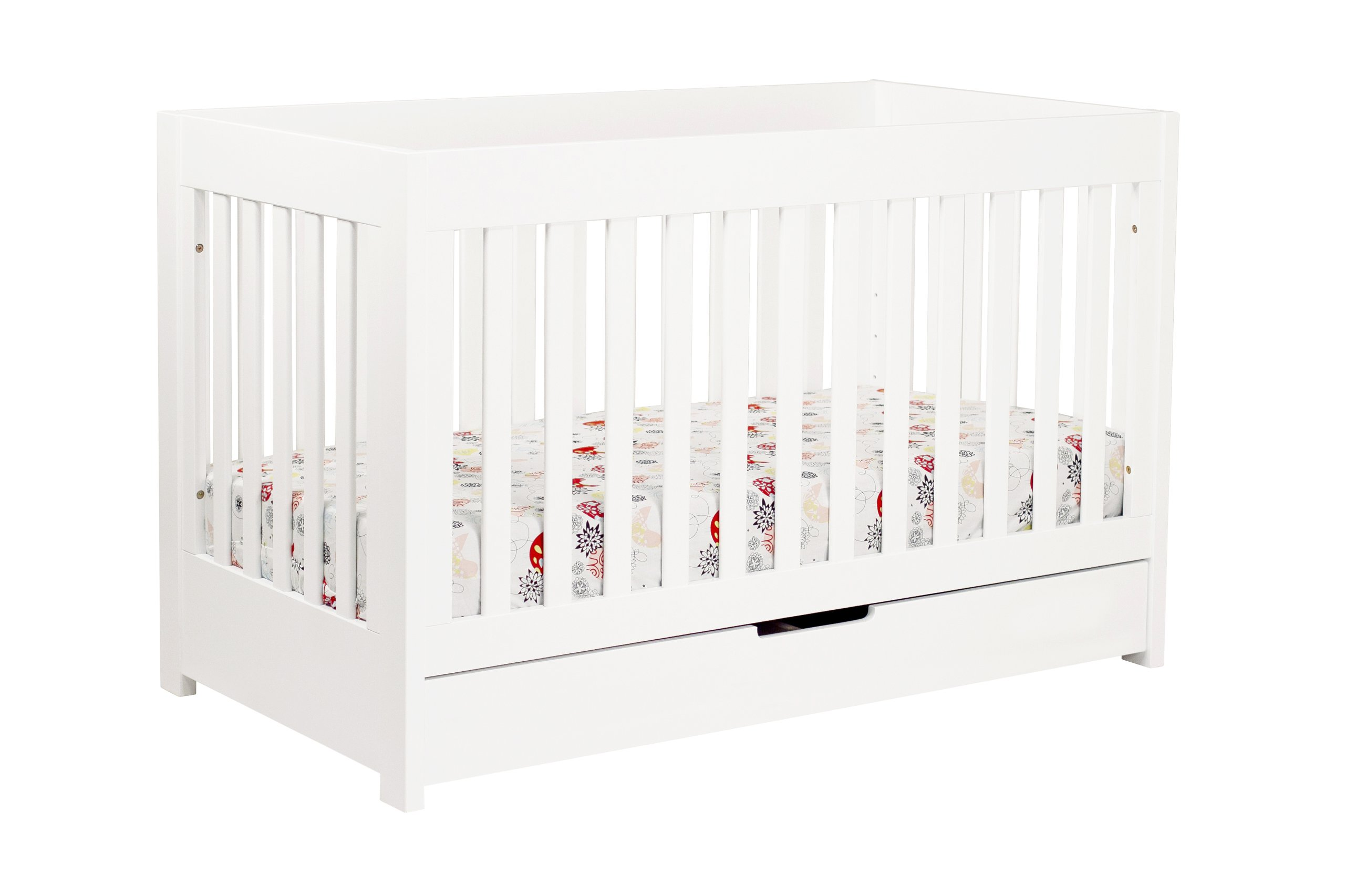 finish crib with modo convertible conversion cool amazon mint cribs set natural babyletto feet in toddler gelato com dp