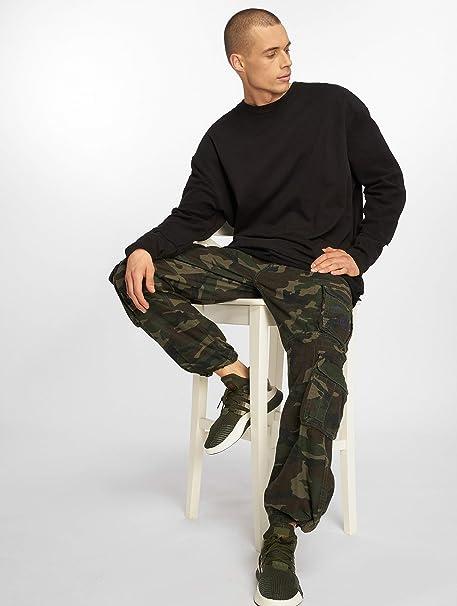 Brandit Pure Vintage Pantalon Trousers DARKCAMO