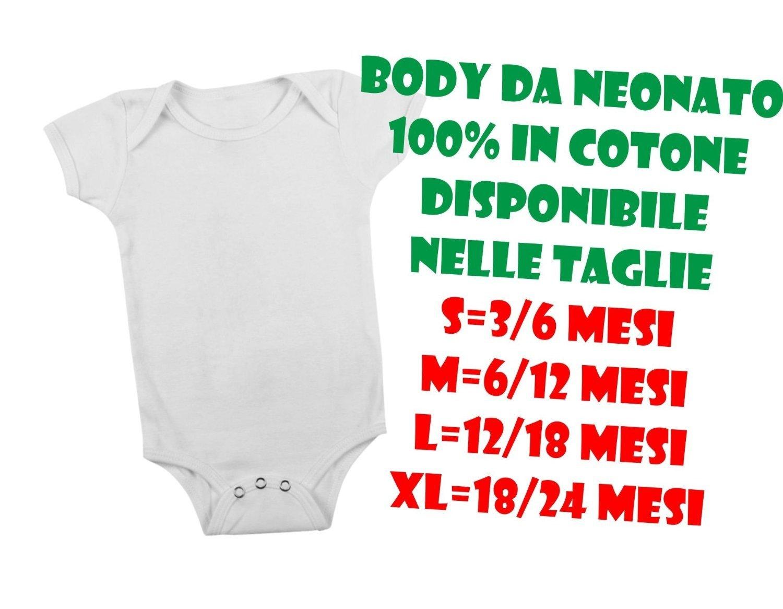 da 3 a 24 Mesi by tshirteria Body da Neonato Comandano Mamma e pap/à/…ma decido io Body Simpatico Bimbi