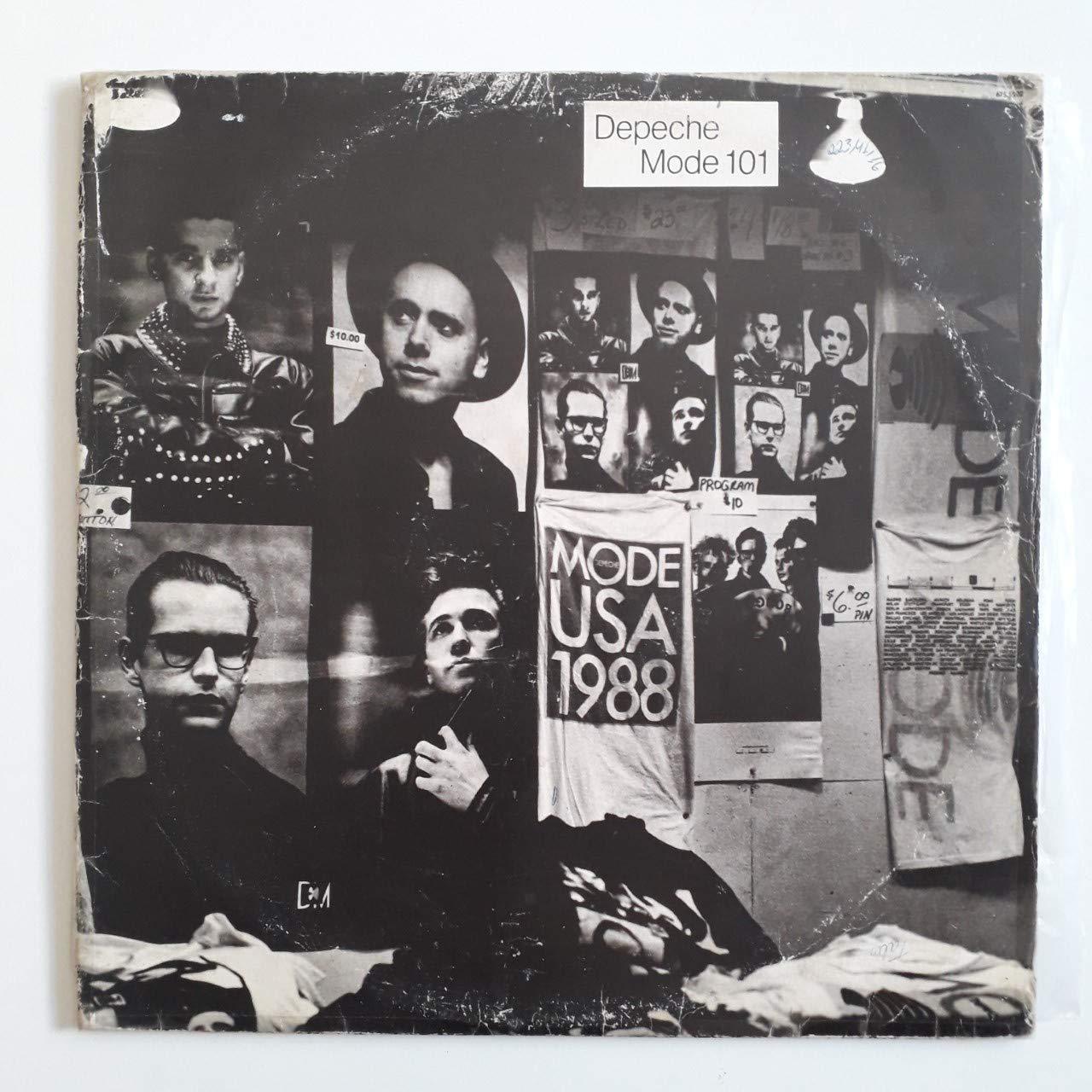 101 - One O One - Depeche Mode: DEPECHE MODE, DEPECHE MODE: Amazon.es: Música
