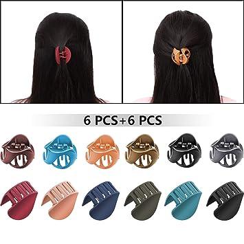 Simple Soild Color Big Hair Claw Clip Bathroom UPDO Decor Headwear Accessories