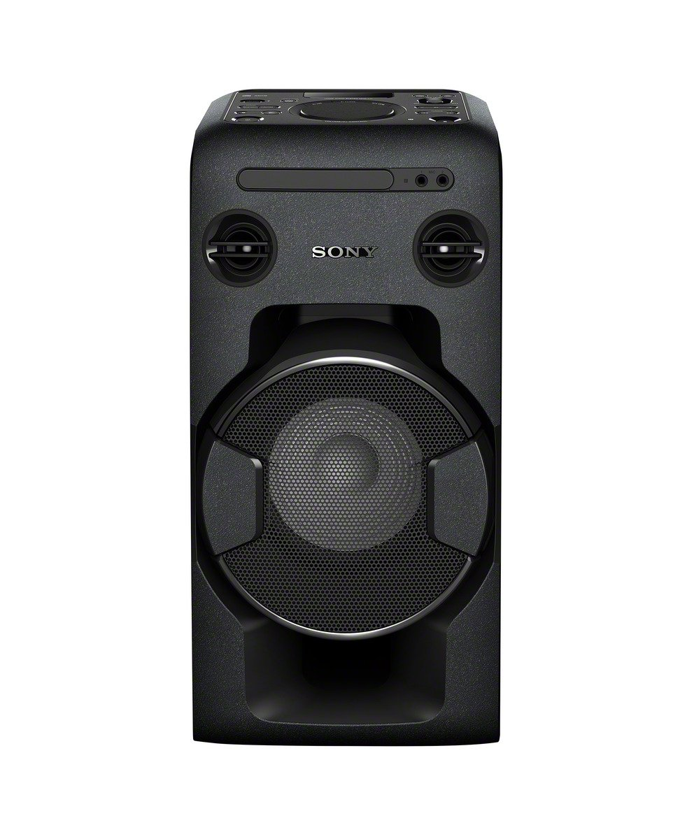 Sony MHC-V11 High Power Home Audio System with Bluetooth and NFC – Black