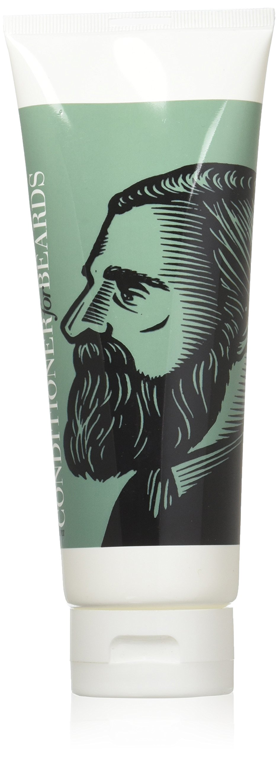 Ultra Conditioner/Softener for Beards by Beardsley and Company, Beard Care Products, 8 oz