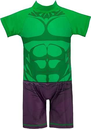 Marvel Increible Hulk - Bañador para Niño