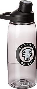 CamelBak 1513002001 Water Bottle, 1 L, Charcoal