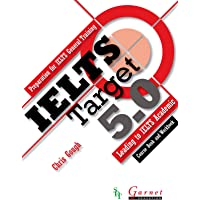 Garnet IELTS Target 5.0 Coursebook and Workbook