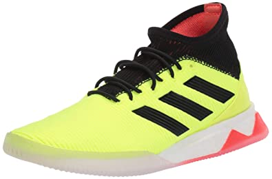 d4a843da2d36 adidas Men's Predator Tango 18.1 TR Soccer Shoe, Yellow/Black/Solar Red,