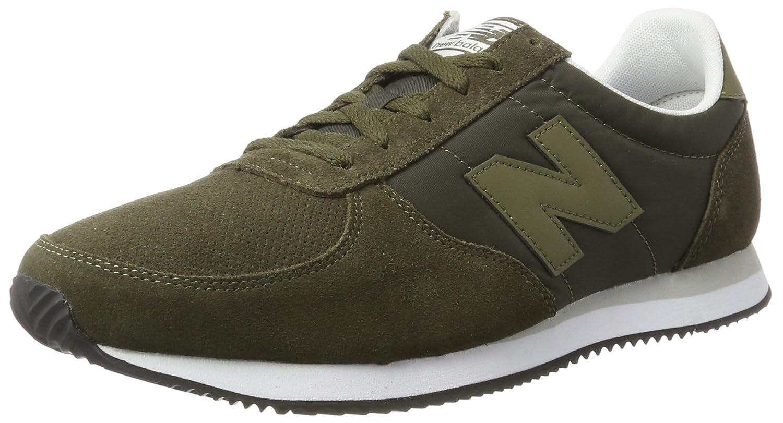 New Balance Unisex-Kinder U220 Sneaker  45.5 EU|Mehrfarbig (Military Dark Triumph Green)
