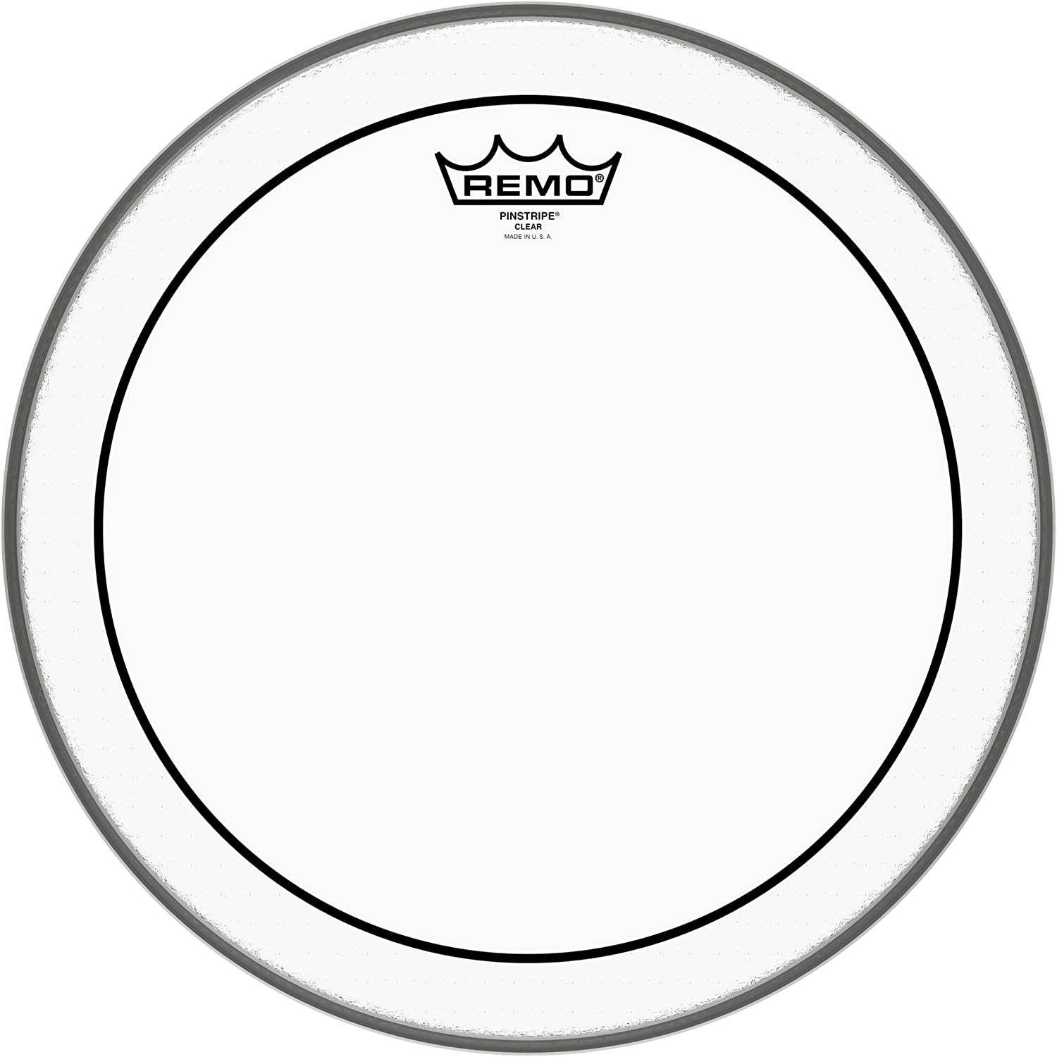 "Remo Pinstripe Clear Drumhead, 14"" 71xC73aTOXL"