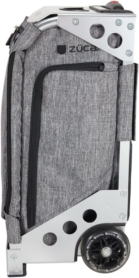 Navigator Carey-On with Silver Frame ZUCA Travel Bag