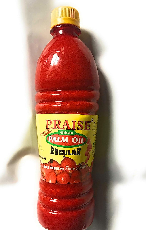 Praise African Palm Oil Regular 500ml