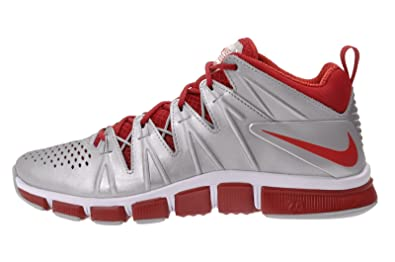 new style ea00b 19618 Nike Men s Free Trainer 7.0 SB, METALLIC SILVER GYM RED, ...