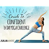 Couch To Confident 14 Day Yoga Challenge with Julia Marie