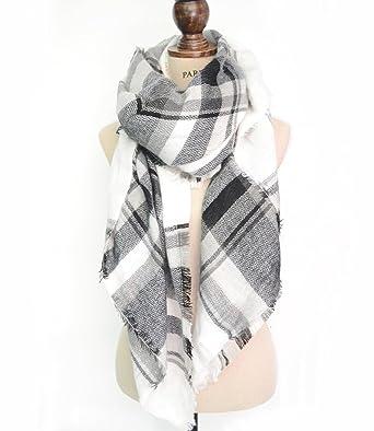 Fashion Scarves for women. Women s tartan soft Blanket scarf or Warm plaid  scarf. Promo Sale! 20988b8838