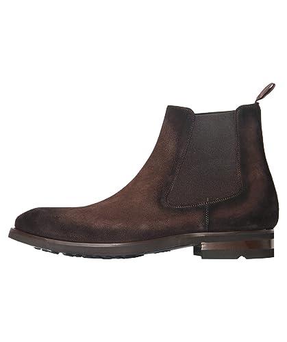 Boots Boots Braun2543 Herren Chelsea Boots Magnanni Chelsea Chelsea Magnanni Magnanni Braun2543 Herren Herren OikZPXu