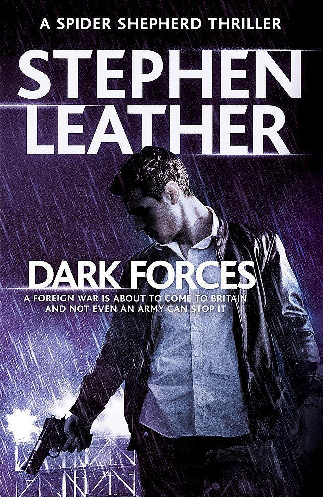 Download Dark Forces: The 13th Spider Shepherd Thriller PDF