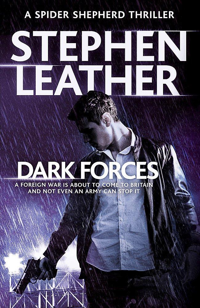 Dark Forces: The 13th Spider Shepherd Thriller pdf epub