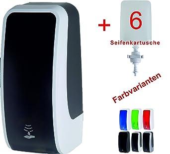 tsk-y Sistema de dispensador de jabón 5150 en Set profesional – alta calidad Negro