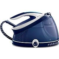 Philips GC9324/20 PerfectCare Aqua PRO Ferro con Generatore di Vapore, 2100 W, 2.5 l, Tecnologia OptimalTEMP, Blu/Bianco