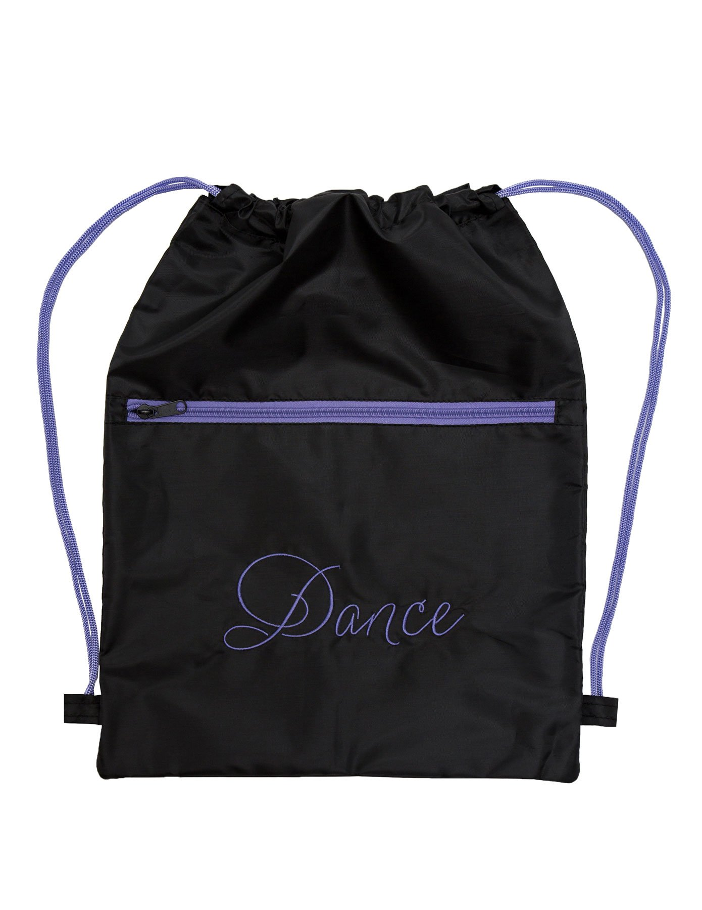 Horizon Dance 6639 Emmie Drawstring Dance Backpack - Lavender