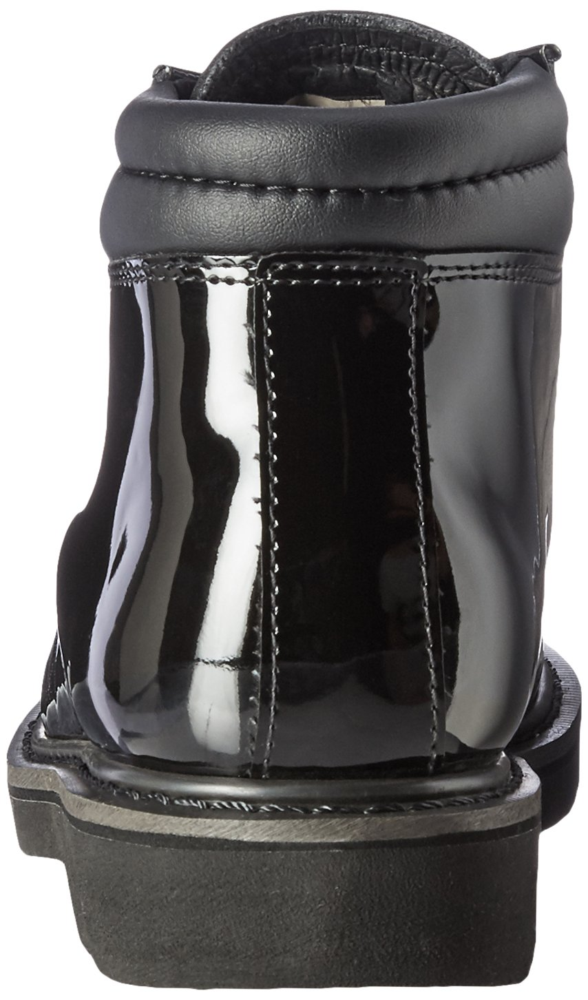 Rocky Men's 6 Inch Professional Dress 500-8 Work Boot,Black,10 XW US by Rocky (Image #2)