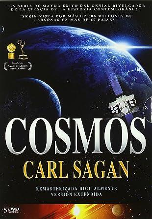 Cosmos (Versión Extendida) [DVD]: Amazon.es: Ted Turner, Carl ...