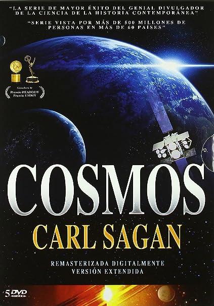 Cosmos (Versión Extendida) [DVD]: Amazon.es: Ted Turner, Carl Sagan, Jaromír Hanzlík, Jonathan Fahn, Carl Sagan, Ann Druyan, Ted Turner, Carl Sagan: Cine y Series TV