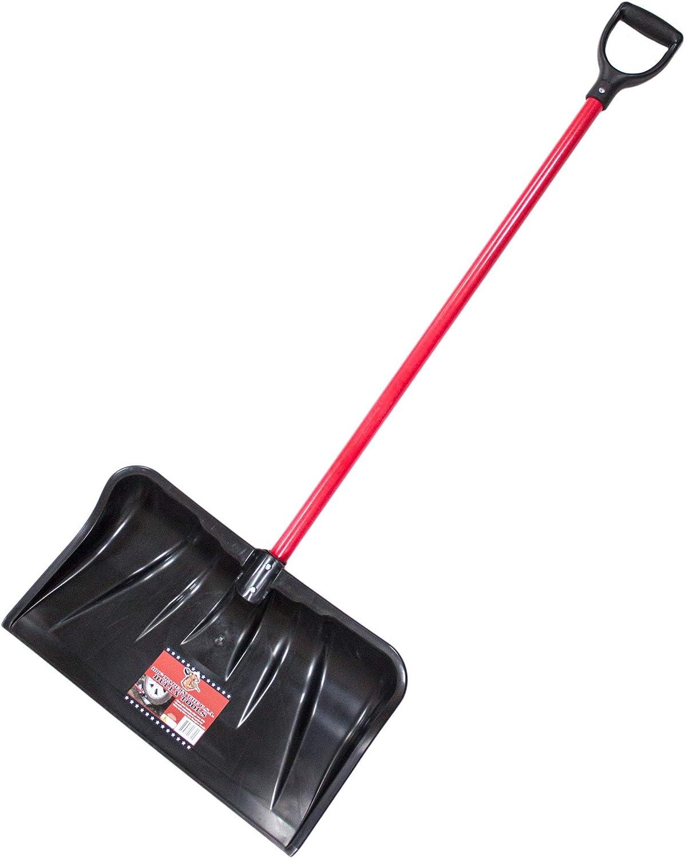 Bully Tools 92814 Combination Snow Shovel