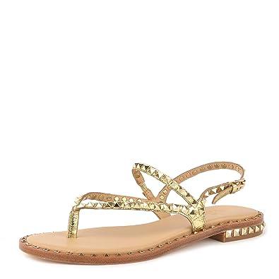 Ash Gold Schuhe Damen Sandalen Footwear Peps F3JTK1lc