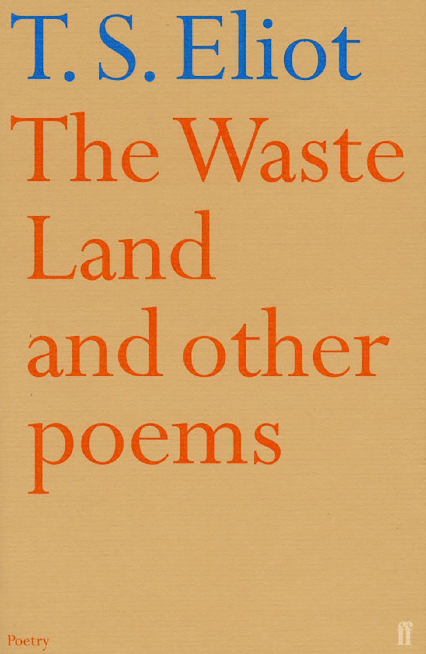 Ebook The Waste Land And Other Poems By Ts Eliot