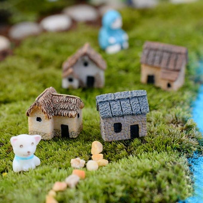 Micro Mini Landschaftsdekor Harz Ornament Garten DIY Handwerk Liebhaber
