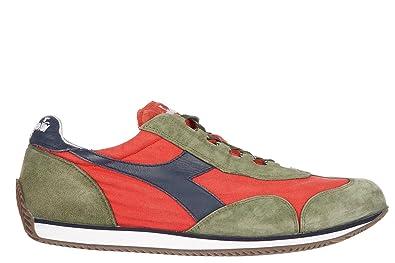 Diadora Heritage Scarpe Sneakers Donna camoscio Nuove Equipe
